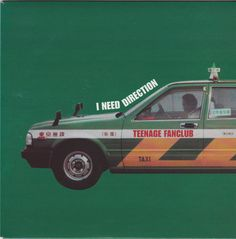 TEENAGE FANCLUB: I Need Direction / On This Good Night (2000)