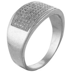 Buy Define Jewellery Silver ring for Men (DFR0053 ) Online at Low Prices in India | Amazon Jewellery Store - Amazon.in