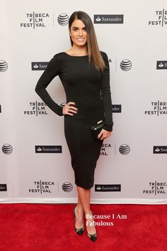 Fabulously Spotted: Nikki Reed Wearing Boulee - 'In Your Eyes' 2014 Tribeca Film Festival Premiere - http://www.becauseiamfabulous.com/2014/04/nikki-reed-wearing-boulee-in-your-eyes-2014-tribeca-film-festival-premiere/