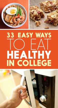 33 Healthy Eating Habits Lazy College Students Will Appreciate