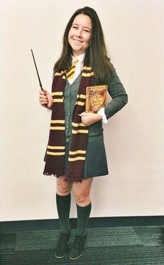 Hermoine Granger Halloween Costume