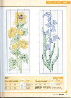 bluebells bookmark