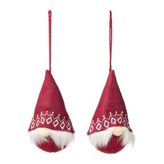 IKEA - VINTER 2017, Hanging decoration, Easy to hang up since it comes with string already attached.