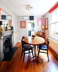 House Tour: A 70s Style South East London Home