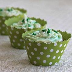 Baileys Irish Cream Cupcakes. Oh yes!