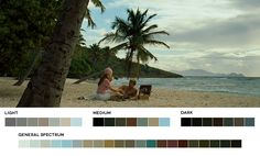 The Curious Case of Benjamin Button, 2008.  Cinematography: Claudio Miranda…