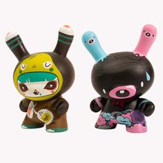 Exclusive Dunny Series 2013 | Kidrobot | Kidrobot