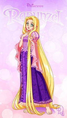 Sailor Princess Rapunzel via the Disney Limited Edition Deluxe Collector's Dolls by Drachea Rannak Disney Princess Drawings, Disney Princess Art, Disney Fan Art, Disney Girls, Disney Love, Drawing Disney, Disney Rapunzel, Arte Disney, Disney Magic