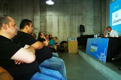 Evento en el que se reunieron profesionales del mundo mobile