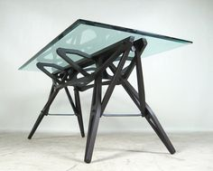 Carlo Mollino- leg work somwhere between animal and bridge