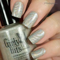 Girly Bits – Snafu Bite Cosmetics, Nail Art Designs, Artisan, Nail Polish, Girly, Nails, Beauty, Ongles, Women's