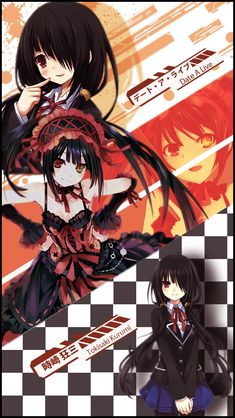Kurumi Tokisaki Wallpaper iPhone - WallpaperSafari