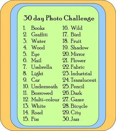Thinking about doing a photo challenge.pinning the ones I like so I can remember Photography Challenge, Photography Lessons, Photography Editing, Photography Projects, Photography Business, Photography Photos, Iphone Photography, White Photography, Inspiring Photography