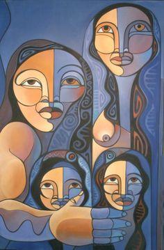 Miguel Hachen, Cátedra de Muralismo | El Encanto Oculto De La Vida