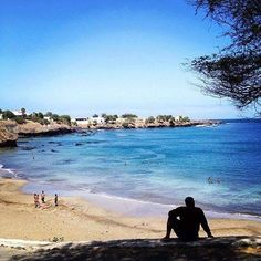 Kebra Kanela Beach, Praia Cape Verde