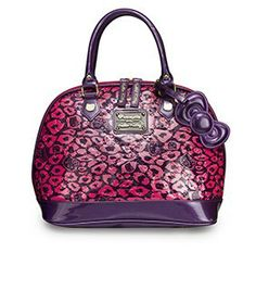 cc72fe4efc1e Hello Kitty Pink Leopard Embossed Bag - View All - Bags