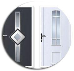ABM Jędraszek - produkcja i sprzedaż stolarki okiennej z PCV i aluminium. Lockers, Locker Storage, Cabinet, Furniture, Home Decor, Clothes Stand, Homemade Home Decor, Safe Deposit Box, Closet