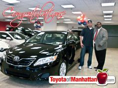 Toyota Of Manhattan >> Toyota Of Manhattan Toyotamanhattan On Pinterest
