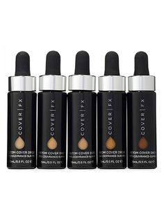 You've read up on all the tricks to manipulating the opacity of your foundation: Thin it out with a drop of moisturizer, they say. Press it in with a sponge to add more coverage, makeup artists swear. This serum-like pigment cuts out all that troubleshooting and lets you control your foundation coverage from the outset. All you have to do is place a dollop of moisturizer, serum, or face oil in the palm of your hand, add one or two drops of pigment with the handy eyedropper, then mix with a…