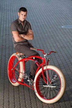 cool bike (photo)