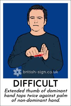 The British Sign Language or BSL is the Sign language that is used widely by the people in the United Kingdom. This Language is preferred over other languages English Sign Language, Sign Language Phrases, Sign Language Alphabet, Sign Language Interpreter, British Sign Language, Learn Sign Language, Learn Bsl, Learn To Sign, Libra
