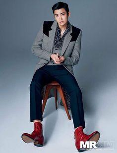 phs1116😉hemmm Park Hyung Sik, Asian Actors, Korean Actors, Park Hyungsik Hot, Yoo Seung Ho, Korean Entertainment, Asian Hotties, Kdrama Actors, Strong Girls