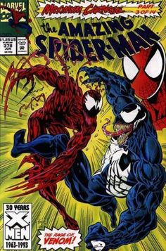 The Amazing Spider-Man #378 - Maximum Carnage, Part 3: Demons on Broadway