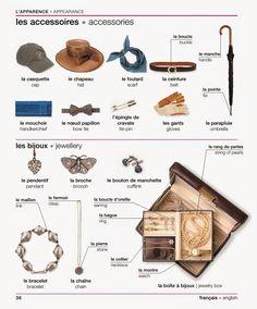 Accessoires et bijoux