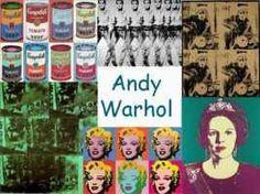 Beeldende vorming - Andy Warhol