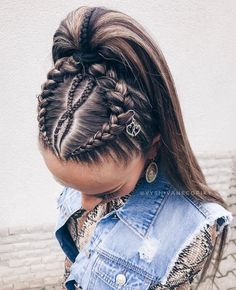Nicole and Madeline will have to move to a mansion with imbencil and womanizing of his cousin and his 6 friends playsboys Cool Braid Hairstyles, Easy Hairstyles For Long Hair, Teen Hairstyles, Braids For Long Hair, Casual Hairstyles, Medium Hairstyles, Latest Hairstyles, Celebrity Hairstyles, Wedding Hairstyles