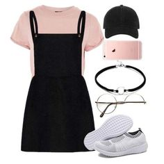 A fashion look from August 2017 featuring Topshop t-shirts, Converse sneakers and rag & bone hats. Browse and shop related looks. Outfits Designer Clothes, Shoes & Bags for Women Teenage Outfits, Cute Outfits For School, Teen Fashion Outfits, Cute Casual Outfits, Outfits For Teens, Stylish Outfits, Casual Shoes, Cap Outfits For Women, Army Outfits