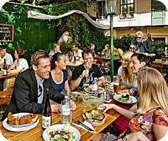 Buzzing Vienna neighborhood restaurant Silberwirt opens a great opportunity to explore local living in Wien. Vienna Restaurant, Vintage Soft, Austria, The Neighbourhood, Restaurants, Earth, Drinks, Summer, City
