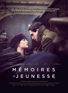 Best Film Posters : Mémoires de jeunesse Testament of Youth Period Drama Movies, Period Dramas, Movies To Watch, Good Movies, V Drama, Beau Film, Movies And Series, Movies Worth Watching, Film Music Books