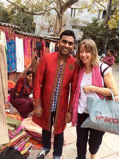 Manoj and director Vicky