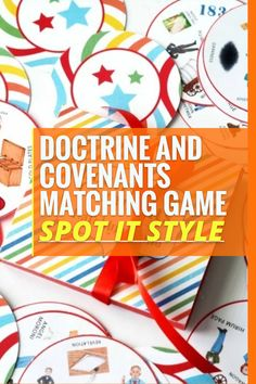 This Doctrine and Covenants coloring and activity kit is awesome for church, primary lessons, lesson handouts, and gifts! Get it now! #DoctrineandCovenant #Seminary #SeminaryPrintables #LatterDaySaint #Ministering #MinisteringPrintables Activity Games, Activities, Lds Seminary, Lds Blogs, Doctrine And Covenants, Primary Lessons, Visiting Teaching, Church History, Matching Games