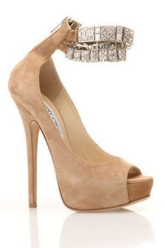 $1599.99 Jimmy Choo Vixen Pump In Light Gray (also black)   visit www.ideeli.com/invite/pcampo for designer items at discount prices. Free to join!!