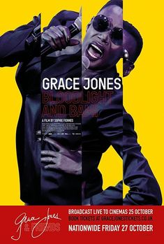 Grace Jones: Bloodlight and Bami Full Movie Online 2017