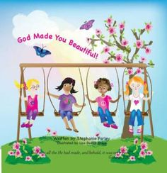 Stephanie Farley- Author: Thank you for supporting the book that explains to our little girls that they are beautiful just the way God created them.  If you are parent, grandparent or educator that is concerned about the media's influence on our children and their perception of beauty, this is a great book to own or give as a gift.  The beautifully illustrated pages give a biblical perspective about the way we look and why it's not only OK to look different, but that diversity is wonderful…