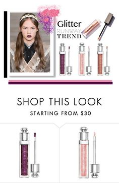 """Lips"" by kleinwillwin ❤ liked on Polyvore featuring beauty and Christian Dior"