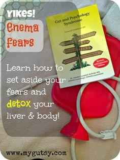 The ultimate liver detox: Coffee enemas