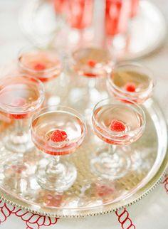 Berry and Cherry: Matrimonio primaverile rosso e verde