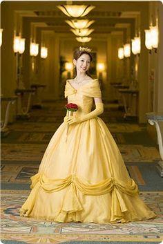 Dream Princess - Tokyo Disneyland Wedding Gowns