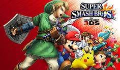 SUPER SMASH BROS 3DS CIA ROM FREE Download - http://www.ziperto.com/super-smash-bros-3ds-cia-rom/