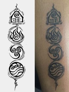 Avatar Tattoo Design for Lolas by plutokitty - Avatar The .- Avatar Tattoo Design für Lolas von plutokitty – Avatar The Last Airbender – Avatar Tattoo Design for Lolas by plutokitty – Avatar The Last Airbender – - Symbol Tattoos, Body Art Tattoos, New Tattoos, Cool Tattoos, Tatoos, Tattoo Symbols, Tribal Tattoo Designs, Tribal Tattoos, Tribal Henna
