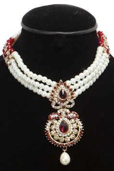 Necklace Set, Beaded Necklace, New Designer Dresses, Acquired Taste, Indian Necklace, Bollywood Jewelry, Buy Dresses Online, Current Fashion Trends, Diamonds And Gold