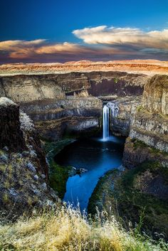 Palouse Sunset | WA state (East side of the Cascades)
