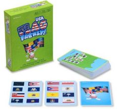 Learn about the flags with this Flag Frenzy game!