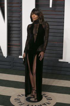 VF Oscars After Party Fashion 2016 Gabrielle Union