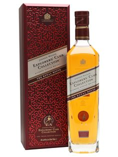 Johnnie Walker The Royal Route / Explorer's Club Collection