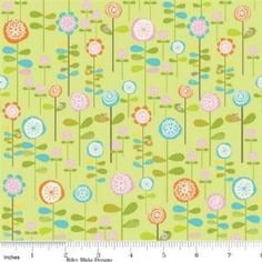 SALE 25% OFF Sale Happier Fabric by Deena Rutter for Riley Blake, Happier  -100 Percent Quality Cotton - $5.99 USD